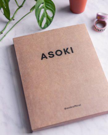 Persönliches Markenzeichen oder Logo auf deinem Asoki Planer