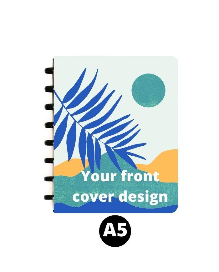 Wiederverwendbare Werbe Notebooks A5