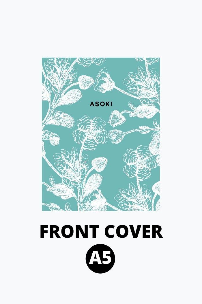 A5 Frontcover Asoki Planner anklickbar